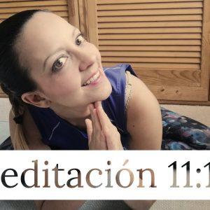 Meditación para atraer buena fortuna - 11 minutos de Yoga y Meditación. Tips de Aurora - youtube