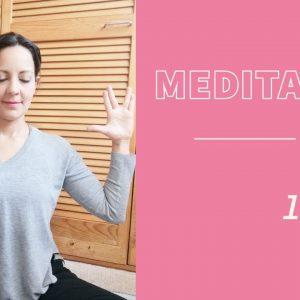 Meditación para crear la vida que quieres - 11 minutos de Yoga y Meditación. Tips de Aurora - youtube