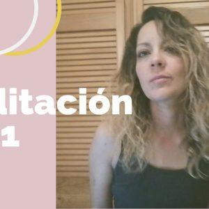 Meditación para liberar el estrés - 11 minutos de Yoga y Meditación. Tips de Aurora - youtube
